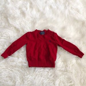 Polo by Ralph Lauren 100% wool sweater